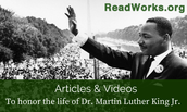 Dr. Martin Luther King Jr. Articles and Videos