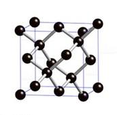 Teemandi struktuur