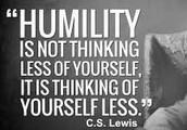 Value: Humility