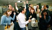 Happy Employees!