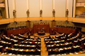 how and why did the parliament gain power