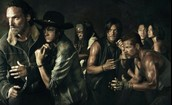 Cast of Walking Dead