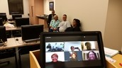 Capstone Panel Visit - Virtual and On Campus Sharing