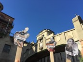 COOL PHOTO OF THE MISSION INN