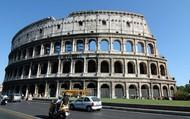 Roman Coliseum.