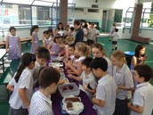 5B, 5D and 5K Bake Sale