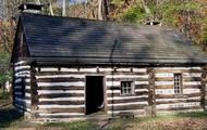 Swedish colonist Cabin in Pennsylvania