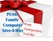 PUSD FAMILY COMPUTER GIVEAWAY THIS WEEKEND