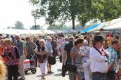 Vrijmarkt: buitenkansjes voor koopjesjagers op 17 mei