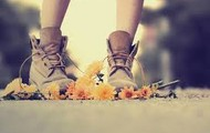 Boots & flowers ♥