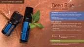 Deep Blue Soothing Blend