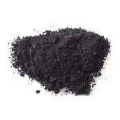 Dust of carbon