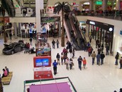 You can visit Las Misiones Mall!