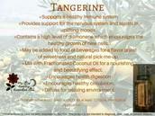 Free Tangerine!