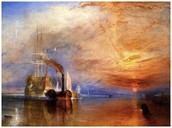 The Fighting Temeraire by JM Turner