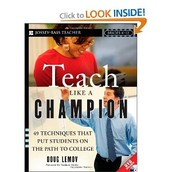 Teach Like Champions Information