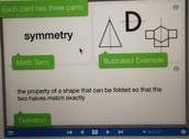 Math Vocabulary Cards (The Math Learning Centre)