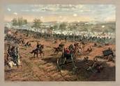 Battle of Gettysburg  july, 1-3, 1863