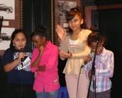 21st Century Program Hosts Poetry Event
