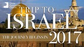 Travel to the Holy Land with CCC!