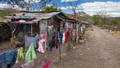 Nicaragua is the second poorest country in Central America.