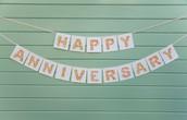 Fall Anniversaries