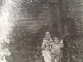 Mi abuela y su sobrino