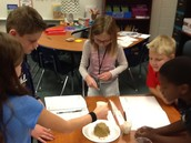 Mrs. Beatty's Class discovers landslides