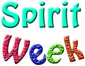 School Spirit Week- Monday, December 14- Friday, December 18