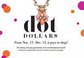 DOT Dollars!