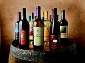 A Variety of Artisan Wines