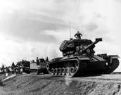U.S tank
