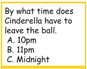 Fairy Tale Task Cards