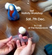 Another Nativity Workshop