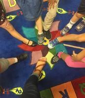 Pre-K School Shoes