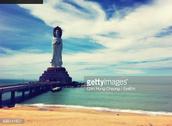 Hainan: Guanyin Statue
