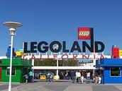 Legoland Field Trip