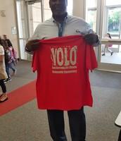 Y.O.L.O. T-Shirts