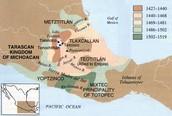 AZTEC MAP