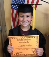 Multiplication Graduates