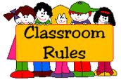 Mrs. Thomas's Class Rules