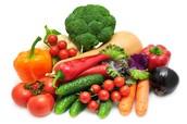 Les légumes et les céréales