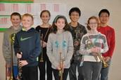 7th Grade SEIBA Honor Band