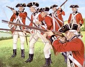 The British won the battle when the Americans retreated to bunker hill
