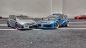 Campeonato de drift  y tuning R/C,  5 fechas, 2 categorías