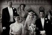 Daisy Marries Tom Buchanan!