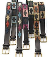 CAPYBARA STYLE LEATHER POLO BELTS $5-8