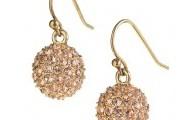 Soiree Earrings (gold ) NOW $15