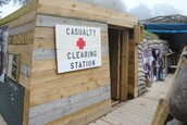 Caban Museum, Ireland - Clearing Station