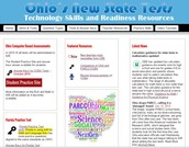 Technology Skills and Readiness Resources for Ohio's New State Tests